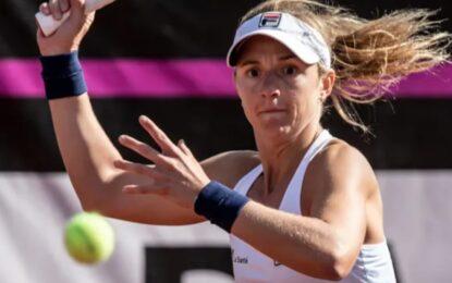 WTA : Excelente semana para Podoroska en Praga