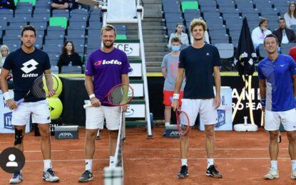 ATP 500: Comenzó el Hamburg European Open
