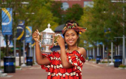Naomi Osaka campeona del US Open