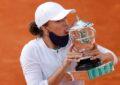 Iga Swiatek se consagró campeona de Roland Garros