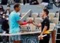 Roland Garros: Diego perdió ante Rafa e ingresa por primera vez en el puesto 8 del ranking ATP