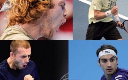Se definieron las semifinales del ATP 500 de Vienna