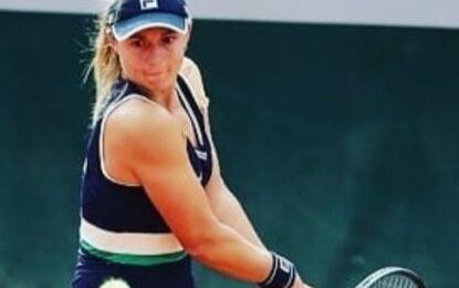 Roland Garros: Tras un excelente e historico torneo Nadia perdió en semis.