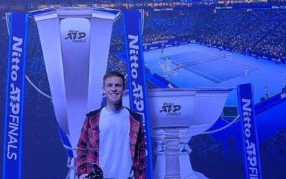 Se realizó el sorteo del ATP Finals .