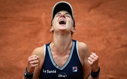 """WTA: Nadia Podoroska fue elegida como la """"Revelación del año"""""""
