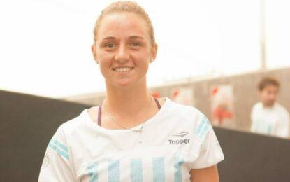 Este jueves debuta Nadia Podoroska en el WTA 500 de Abu Dhabi