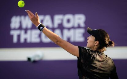 WTA Abu Dhabi : Se definieron los octavos de final