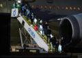 Australian Open : Por dos vuelos con casos de Covid, hay 47 jugadores aislados