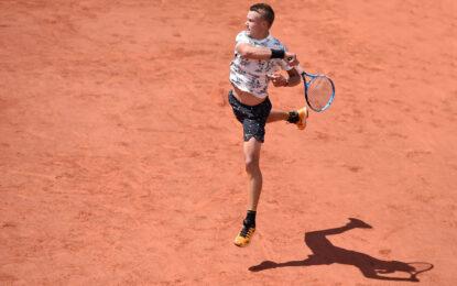Holger Rune, Nº 1 del mundo junior, es el tercer invitado al Argentina Open 2021
