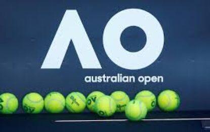 Australia : Se confirmaron 5 casos de Covid, el Grand Slam continuará sin público