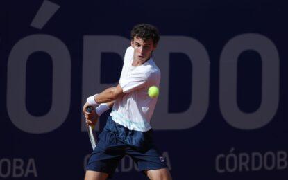 Cordoba Open : Bagnis, Etcheverry y Juan Manuel Cerúndolo se sumaron al main Draw