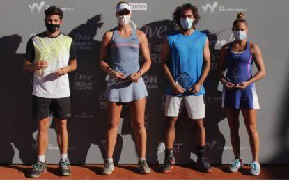 Lama Y Haddad Maia Campeones en  Córdoba