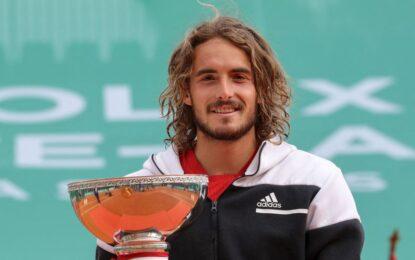Stefanos Tsitsipas campeón de un Masters 1000 por primera vez
