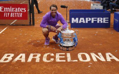 Nadal ganó su titulo 12 en Barcelona