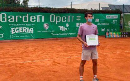 Juan Manuel Cerúndolo campeón del Challenger de Roma 2