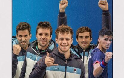 Gastón Gaudio confirmó el equipo de Copa Davis para enfrentar a Bielorrusia