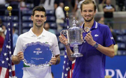 Daniil Medvedev campeòn de US Open