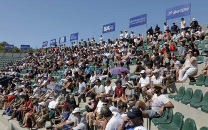 El Argentina Open WTA 125K tendrá un aforo del 50 %