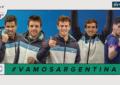 Se ponen a la venta las entradas para la serie Argentina – Bielorrusia