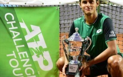 Juan Pablo Varillas campeón del Challenger de Santiago de Chile