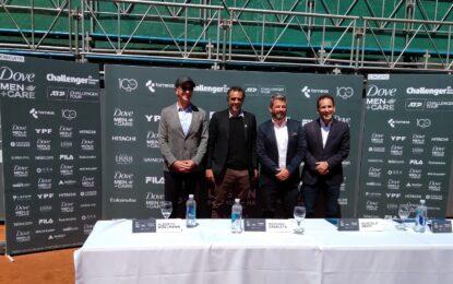 Se presentó oficialmente el DOVE MEN+CARE Legión Sudamericana Challenger de Buenos Aires