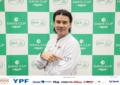Guillermo Coria, nuevo capitán de la Selección Argentina de Tenis YPF