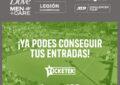 Comenzó la venta de entradas para el DOVE MEN+CARE Legión Sudamericana Challenger de Buenos Aires